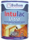 Intulac Ultra Topcoat for Timber Satin or Matt 1 Litre